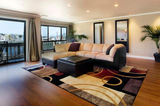 Rented! Luxury View Condo in Cow Hollow! 3 Bed/2.5 Bath